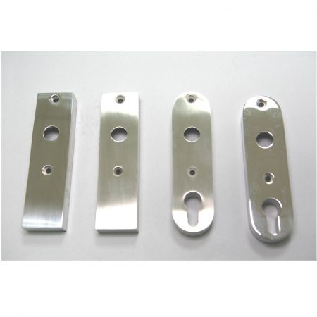 Polished Door Plates