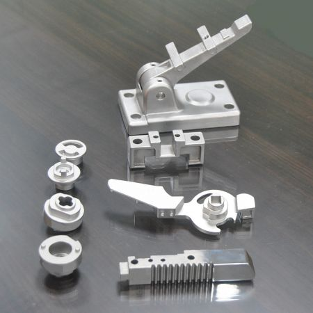 Building Structural Components & Safety Locking Hardware - Teamco provide Various Custom Building Hardware