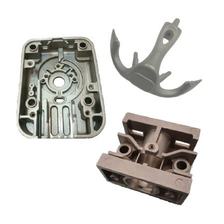 Machined Element Parts and Hardware Components - Teamco Produce Diversified Custom Hardware Castings