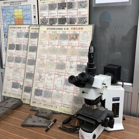 Metalografik Mikroskop