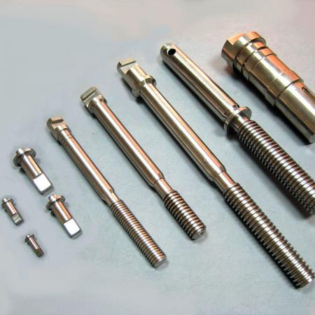 Custom Precision Machined Valve Parts - Custom Valve Stems