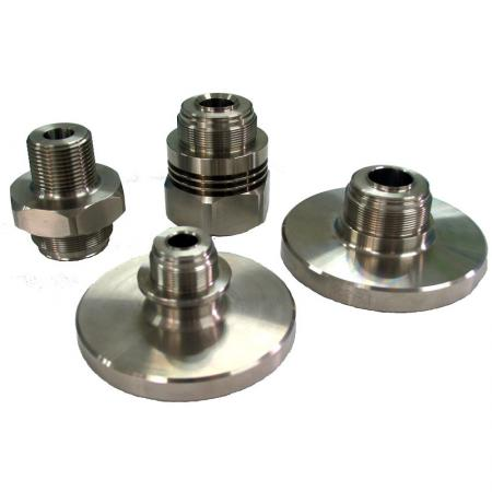 Steel Forging Valve Body and Cap - Forged Ball Valve Parts