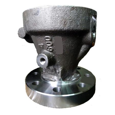 Forged Trunnion Ball Valve Body