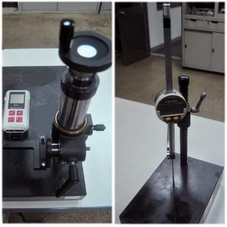Surface Roughness & Height Test Machines