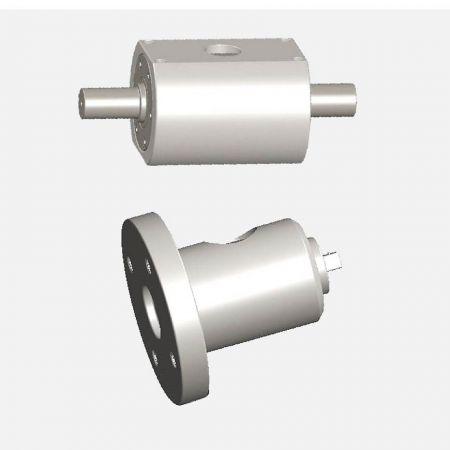 Tork Sensörü Metal Pars - Teamco Özel Tork Sensörü Paslanmaz Çelik Parçalar Sağlıyor