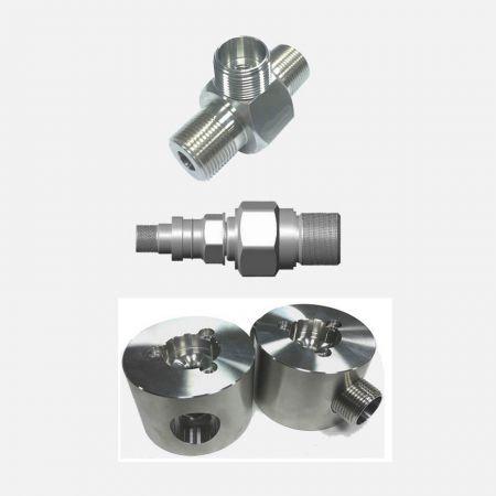 Sensör ve Dönüştürücü Metal Parçaları - Özel Sensör Bileşenleri