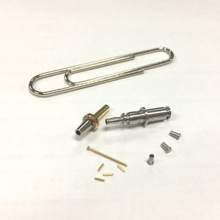 Super Tiny Precision Machined Metal Parts - Custom High Precision Metal Parts