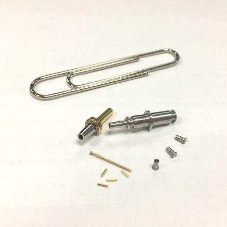 Super Tiny Precision Machined Metal Parts - Custom High Precision Metal Parts
