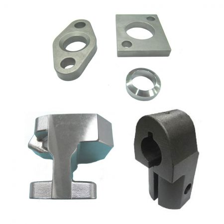 Steel Casting Valve Accessories - Custom Casting Valve Parts