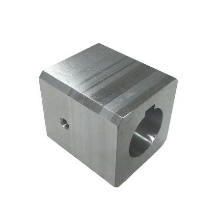 Custom Adapter Square Carbon Steel
