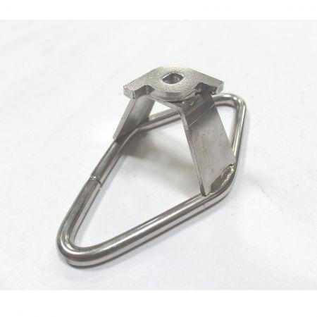 Custom Welded Handle Stainless Steel