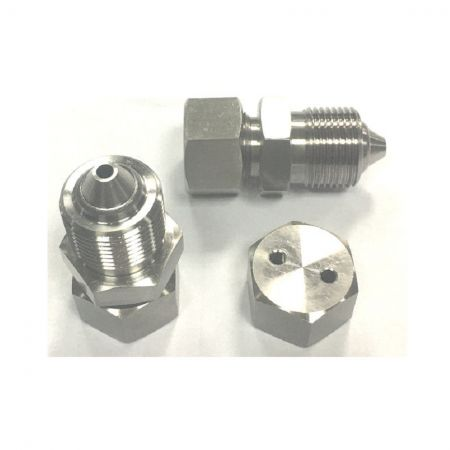 High Pressure Grease Fitting - Custom High Pressure Grease Fittings fit Diversified Applications