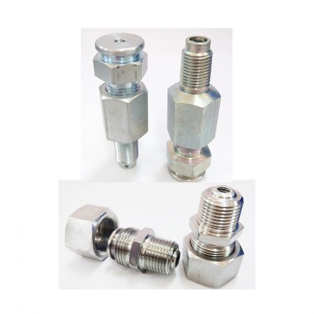 Custom Valve Fittings - Custom Valve Fittings fit Pipeline Lubrication and Pressure Control Applications