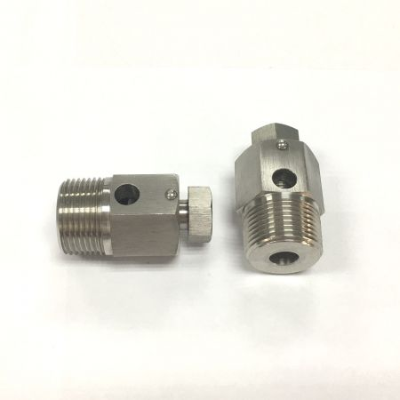 Pressure Relief Valves in Stainless Steel or Carbon Steel