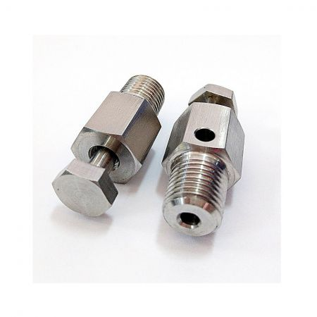 Sealant Injection Fitting - Custom Injection Fitting fits Custom Specifications