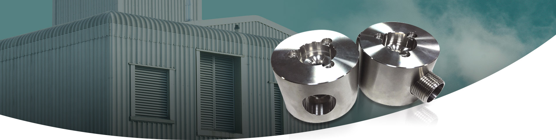 Total Solution Machining Parts