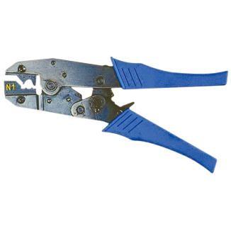Modular Crimp Tool for 6p / 8P STP Plug - Modular Crimp Tool for 6p / 8P STP Plug