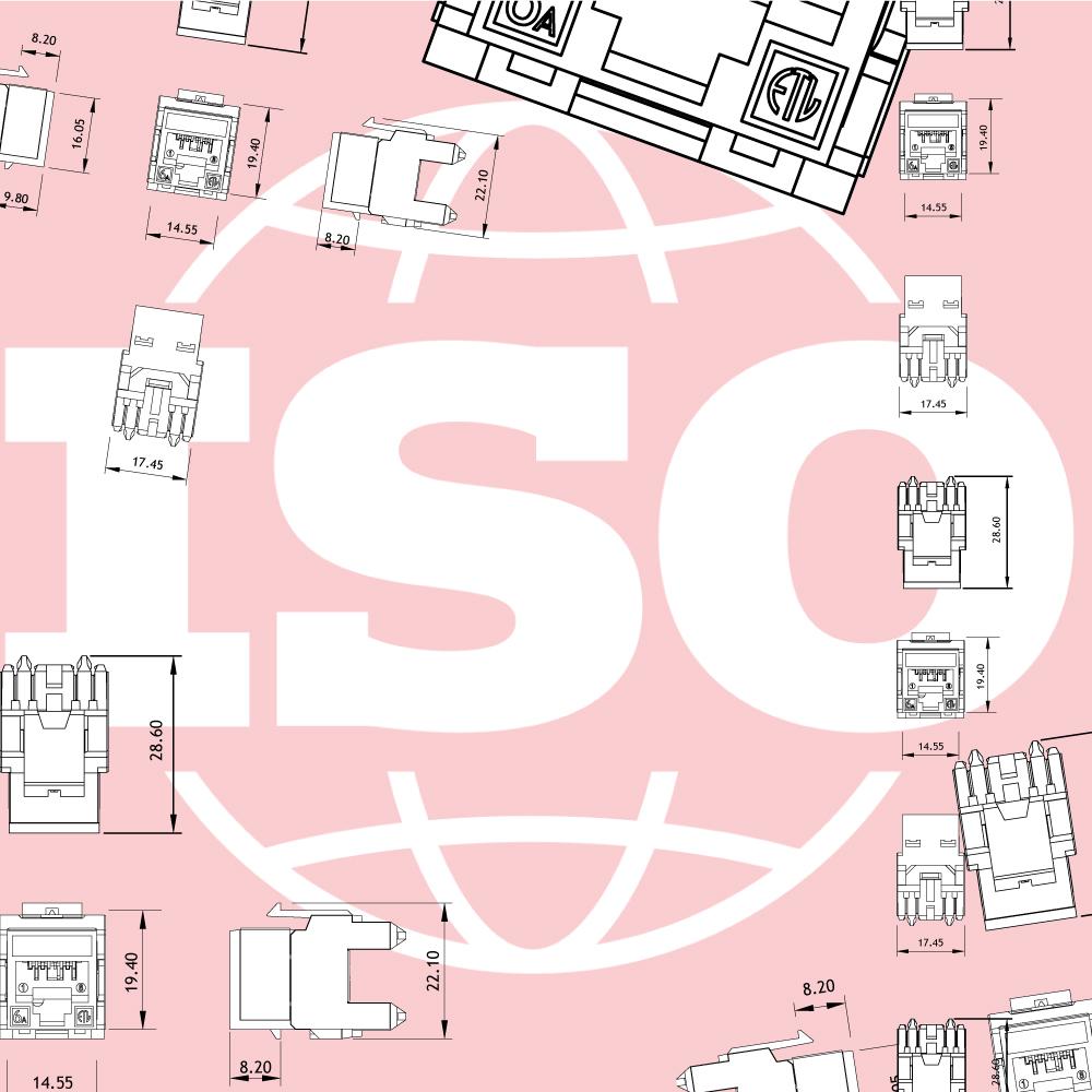 Siri Kategori 6A ISO / IEC - Siri Kategori 6A ISO / IEC