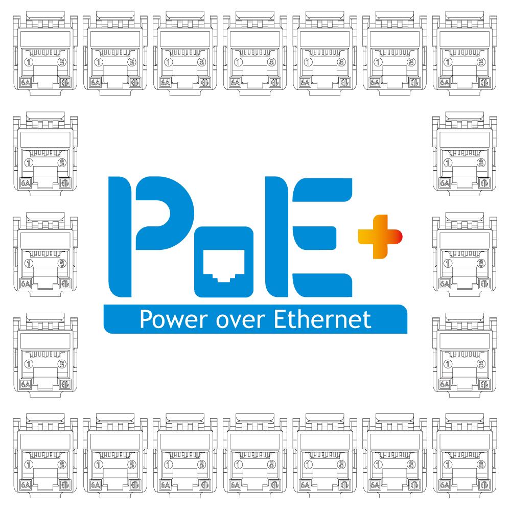 PoE + / IoT - Dòng PoE + / IoT