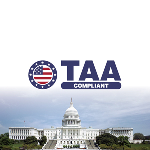 HCI presents its U.S. TAA Compliant series product solution