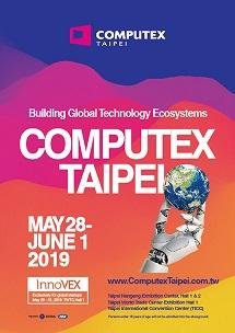 COMPUTEX TAIPEI VON 2019