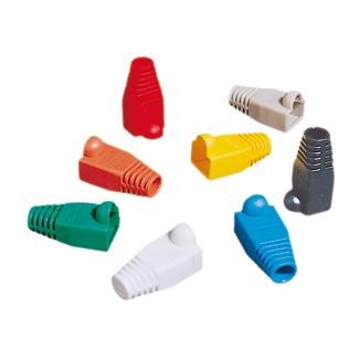 RJ45 Plug Boot for UTP Cable - RJ45 Plug Boot for UTP Cable