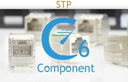 Super Cat 6 Component-Rated Shielded Solution - Super Cat 6 Component-Rated Shielded Solution