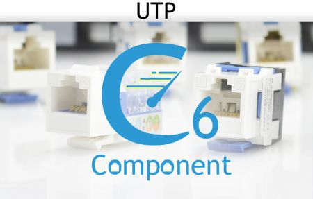 Super Cat 6 Component-Rated Unshielded Solution - Super Cat 6 Component-Rated Unshielded Solution