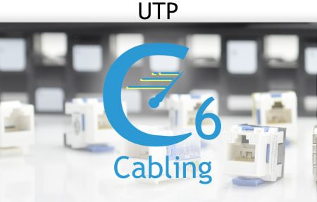 Super Cat 6 Cabling Unshielded Solution - Super Cat 6 Cabling Unshielded Solution