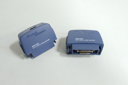 DSX-PC6_Patch cord testing accessories