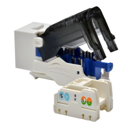 HCI-Cat-6a-6-5e-Keystone-Jack-Toolless-Patch-Panel-Coupler-Connector-RJ45-LKVAD6AI-03