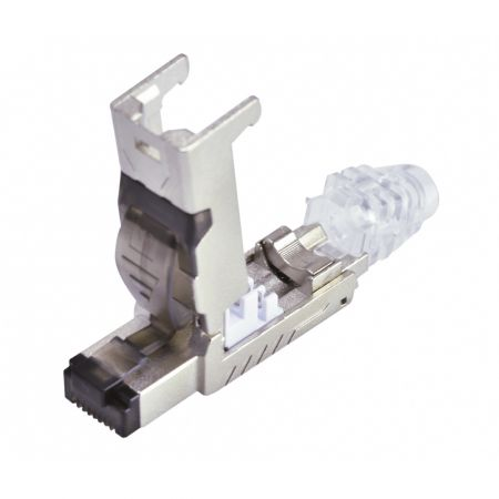 Cat 6A STP Field Termination Plug - Cat6A STP Field Termination Plug