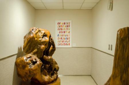 Couloir d'art