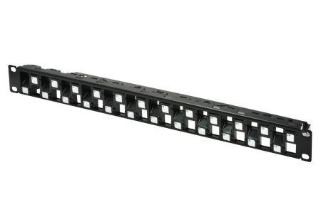 Snap-in - 1U 24-Port UTP Snap-In Type Discrete Panel