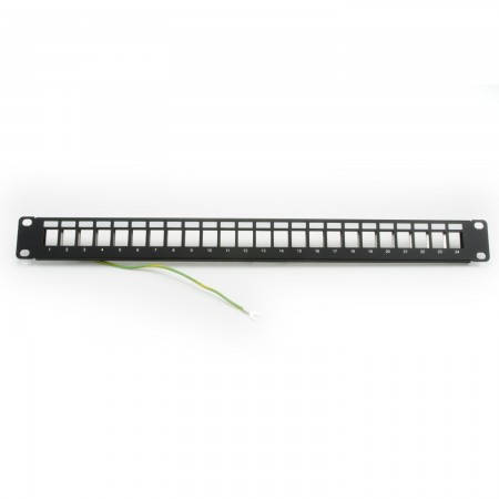 HCI-PatchPanel-Cat5e-SP24X-01