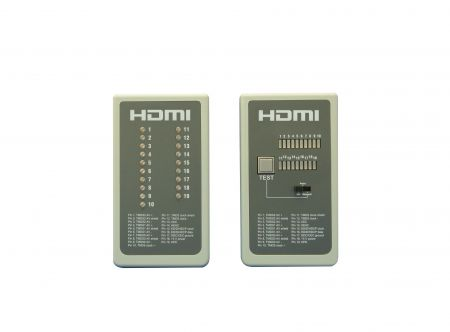 Testeur de câble HDMI - Testeur HDMI