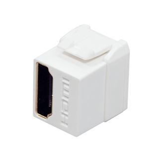 180° HDMI Mini Coupler