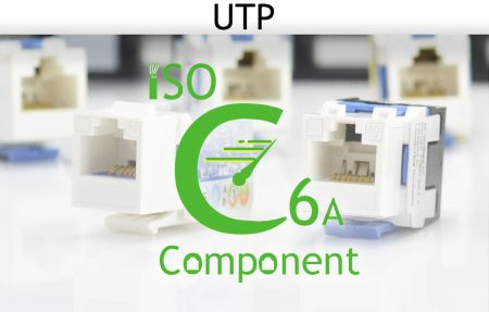 ISO C6A Component-Rated Unshielded Solution - ISO C6A Component-Rated Unshielded Solution