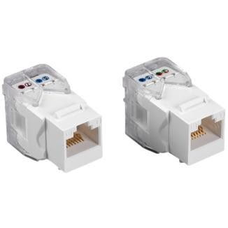 Cat 6 Component Level UTP Toolless Type Keystone Jack