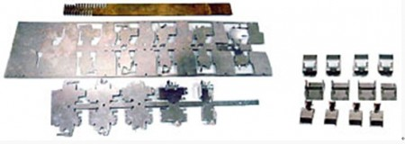 Continuous Stamping Metal Strips