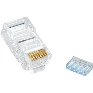 Multi-Piece Type RJ45 Plug for Cat 6 UTP Cable