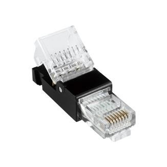 RJ45 Toolless Plug for UTP Cable - RJ45 Toolless Plug for UTP Cable