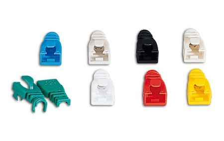 Accessories - RJ45 Plug Boot for UTP Cable