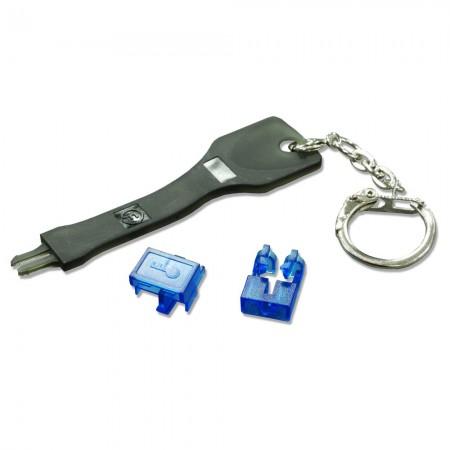 Duplex LC Security Cap & Boot-03