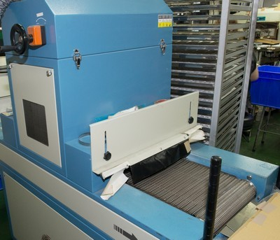 Screen Printing Infrared Conveyor Dryer