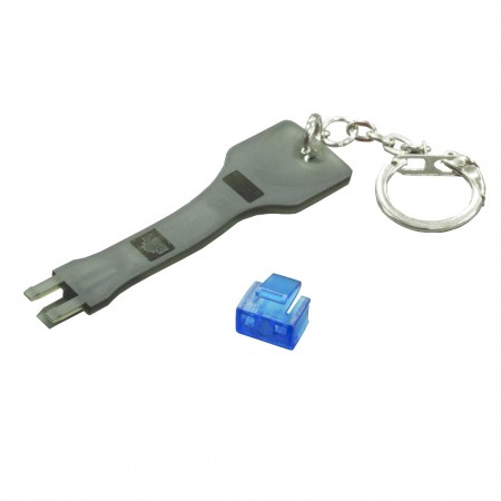 Secured Lock for RJ45 Keystone Jack and Patch Panel-01