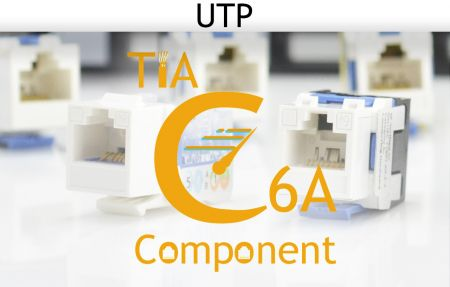 TIA C6A Component-Rated Unshielded Solution - TIA C6A Component-Rated Unshielded Solution