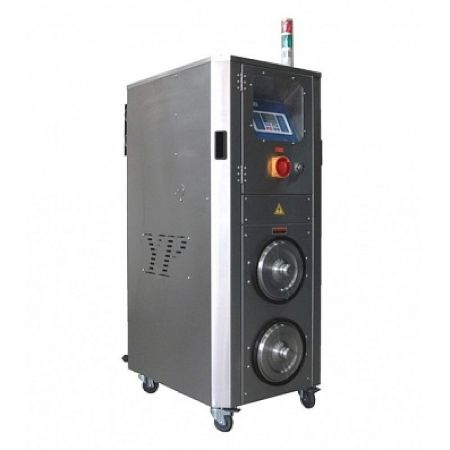 Central system dehumidifying dryer - Central system dehumidifying dryer for maintaining plastic drying.