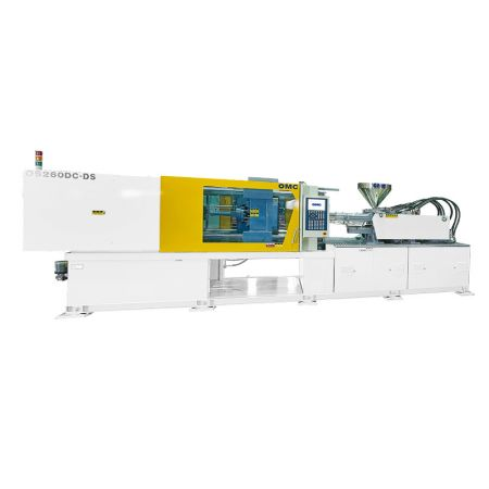 High Performance Two-Color Injection Molding Machine