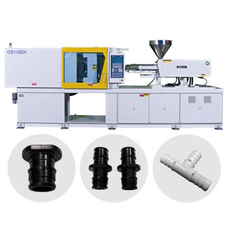 The Advanced Engineering Plastic Injection Molding Machine